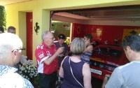 Der LGV beim Ferrari Joe